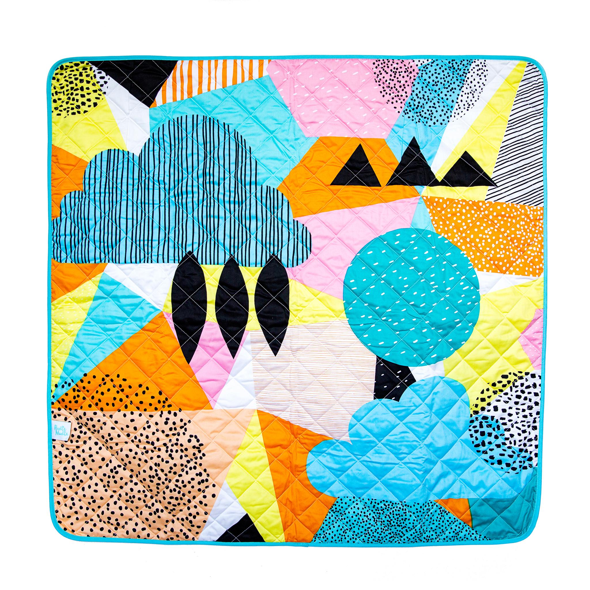 Rudie Nudie Playmat - Happy Now (Large)