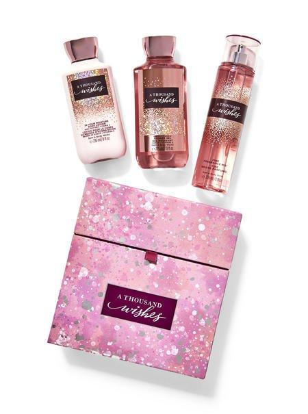 Bath & Body Works A THOUSAND WISHES Gift Box Set