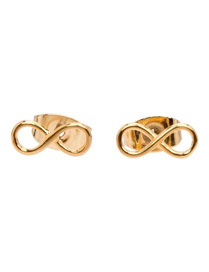 Agatha Stud Earrings With Infini