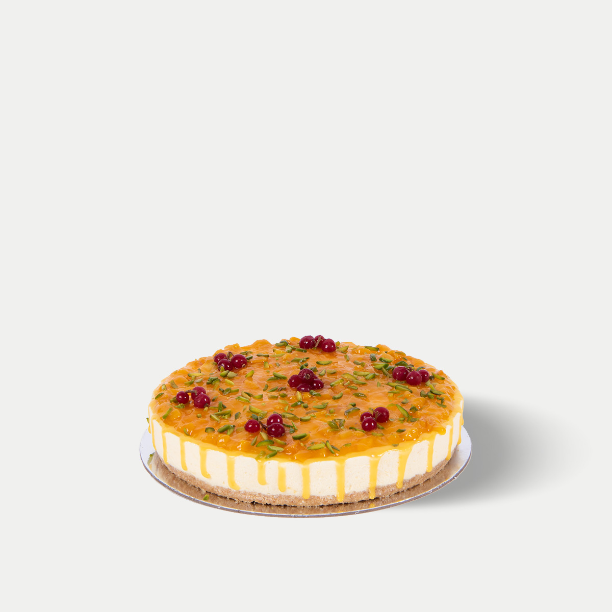 Mango Cheesecake 8 INCH