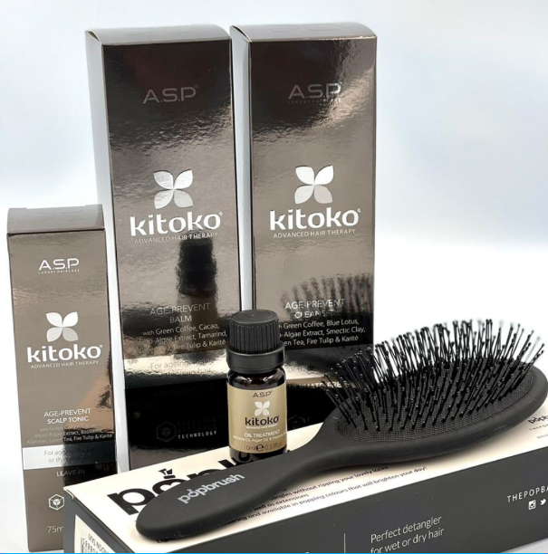The Get Healthy Hair Kit