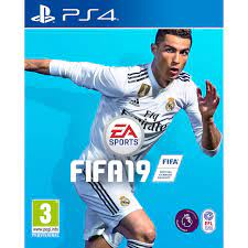PS4 FIFA19 (GAME)