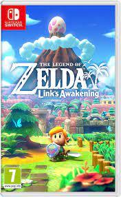 The Legend of Zelda Link's Awakening for Nintendo Switch