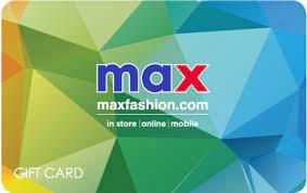 max e-Gift Card