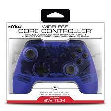 Nintendo Switch Wireless Core Controller Blue