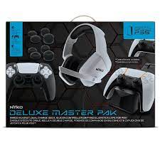 Nyko PS5 Deluxe Complete Master Pack