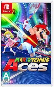 Mario Tennis Aces Nintendo