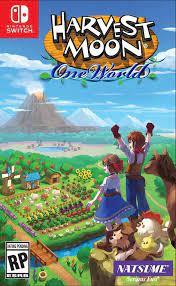 Harvest Moon: One World