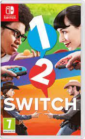 Nintendo 1-2 Switch (Nintendo Switch)