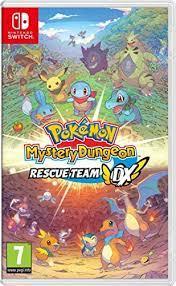 Pokemon Mystery Dungeon Rescue DX Nintendo Switch