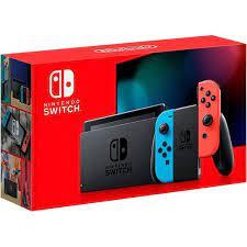 Nintendo Switch HADSKABAA Console 32GB Neon
