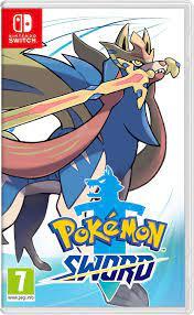 Nintendo Pokemon Sword