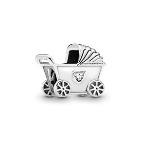 PANDORA Baby Pram Charm