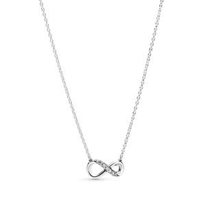 PANDORA Sparkling Infinity Collier Necklace